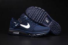 NIKE AIR MAX 2017 MEN'S SZ 11 usa RUNNING SHOE navy blue #MensSneakers #Sneakers Men's Shoes, New Jordans Shoes, Air Jordan Shoes