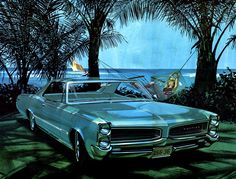 1966 Pontiac Tempest Custom Hardtop Coupe - 'Good Life': Art Fitzpatrick and Van Kaufman