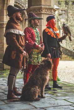 Medieval Horse, Medieval Life, Medieval Fashion, Medieval Clothing, Medieval Art, Medieval Fantasy, Historical Clothing, Larp, Landsknecht