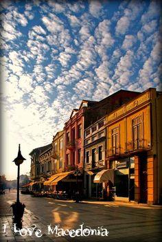 Bitola - Macedonia. My birth-city ♥