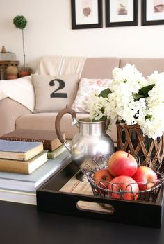 The Painted Hive | Living Room Reveal
