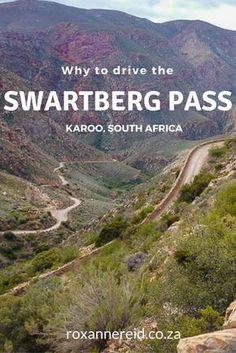 The Swartberg Pass in the Karoo was built more than 100 years ago but it still makes a wonderful gravel drive near Prince Albert. Places To Travel, Places To Visit, All About Africa, Prince Albert, Africa Travel, Travel Goals, Travel Inspiration, Travel Ideas, Travel Tips