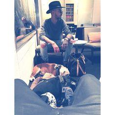 Bill + Tom Kaulitz - ready for take off