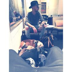 Bill + Tom Kaulitz - ready for take off