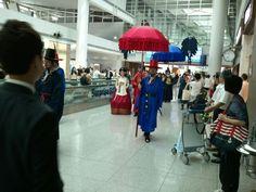 Incheon Airport - South Korea