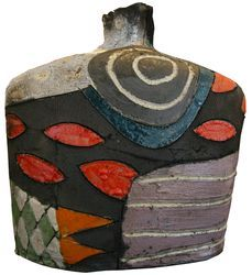 Discover recipes, home ideas, style inspiration and other ideas to try. Raku Pottery, Pottery Sculpture, Pottery Art, Ceramic Techniques, Pottery Techniques, Contemporary Ceramics, Modern Ceramics, Pottery Painting, Ceramic Painting