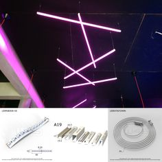 This LED Strip has 120 RGB LED Chips and per meter and a power rating of 25 Watts per meter, It is extremely bright and they work excellently in our range of hanging LED Profiles. The LED Strips are also suitable for installation in clubs or on stages as they allow you to change the environment in which they are installed by creating cascades of light on the walls.