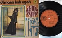 "60's Malaysia Diva Betty Ismail &  Rare The Zurah Malay Band  Psych 7"" MEP390"