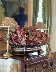 artful arrangement from Charlotte Moss