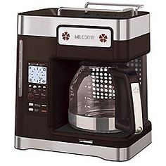 Mr. Coffee MRX35 12-cup Coffee Machine | Overstock.com Shopping - Great Deals on Mr. Coffee Coffee Makers