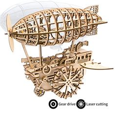 Puzzle Brain Teaser Games Wooden Jigsaw Puzzle Air Vehicle Kits Engineering Toys Mechanical Gears Set Gifts – New Furniture Puzzles 3d, Wooden Jigsaw Puzzles, Kits Modelo, Engineering Toys, Mechanical Gears, Clock Spring, Brain Teaser Games, Gear Drive, Model Building Kits