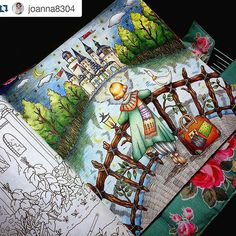 Instagram media desenhoscolorir - Apaixonei! Livro Romantic Country. #Repost…
