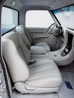 Custom Bucket seats in a 67 chevy truck