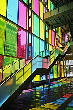 Palais de Congres, Montreal | Canada (by Serge Montpetit)