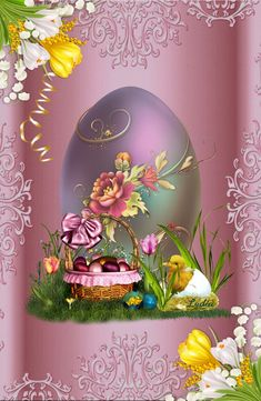 Easter Time~~J. images wallpaper Easter Time~~J Happy Easter Gif, Happy Easter Wallpaper, Holiday Wallpaper, Happy Easter Pictures Inspiration, Easter Paintings, Easter Backgrounds, Cute Easter Bunny, Easter Greeting Cards, Rabbits