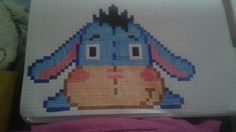 pixel art - Page 19 Fuse Bead Patterns, Cross Stitch Patterns, Modele Pixel Art, Pixel Color, Pixel Drawing, Art Perle, Pix Art, Graph Paper Art, Pixel Pattern