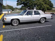 1984 Mercury Grand Marquis