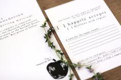 DIY Printable Wedding Invitation on #etsy http://www.etsy.com/listing/99745300/modern-organic-essentials-printable