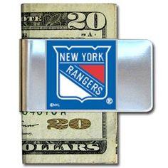 Rangers Money Clip