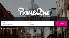 Rome2rio recherche n'importe quelles villes, villages, monuments, attractions ou adresses à travers le globe à l'aide de milliers d'itinéraires multimodales pour facilement vous guider de A à B. Le moteur de recherche contient toutes les informations dont vous avez besoin pour comparer et choisir les meilleures options de transport pour votre voyage.