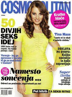 Cosmopolitan Slovenija June 2012