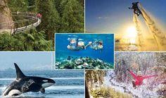 """300 نشاط مثير للاستمتاع بالعطلة في الولايات المتحدة وكندا: أطلقت شركة """"فيرجين هوليدايس"""" 300 رحلة مثيرة من أجل الاستمتاع بعطلات الولايات…"""