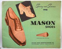 Mason Shoe Store Chippewa Falls Wisconsin