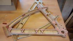bike frame halves