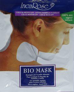 Bio Mask Collo e Mento LIFT - Perle di Bellezza...benessere online!