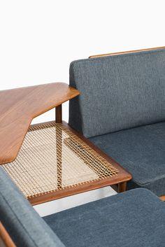 Peter Hvidt & Orla Mølgaard-Nielsen Minerva sofa at Studio Schalling⊚ pinned by www.megwise.it #megwise