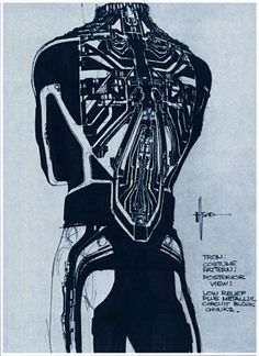 10 tron original character design SydMead Tron CircuitCostume 100