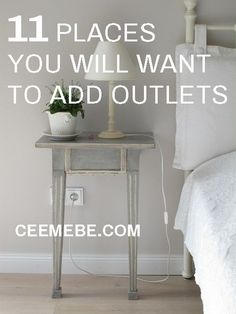 how to add power outlets to your house