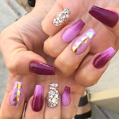 malishka702_nails   Single Photo   Instagrin