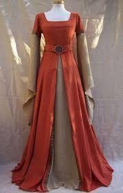 vestidos medievales - Buscar con Google                                                                                                                                                                                 Más