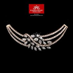 Shop bridal jewellery and South Indian mangalsutra online from Kameswari Jewellers! Diamond Mangalsutra, Gold Mangalsutra Designs, Gold Earrings Designs, Diamond Jewellery, Bridal Jewellery Online, Bridal Jewelry, Gold Jewelry, India Jewelry, Vintage Jewellery