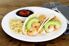 Spicy Grilled Shrimp Tacos (Chili's Copycat Recipe)