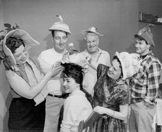 https://flic.kr/p/8xw198 | Monthly party for patients at the Mountain View General Hospital, Tacoma, Washington | Monthly party for patients at the Mountain View General Hospital, Tacoma, Washington, March 1961   Photographer:  Richards  Subjects (LCTGM): Sick persons Parties--Washington (State)--Tacoma Hats Hospitals--Washington (State)--Tacoma   Digital Collection:  Society and Culture Collection content.lib.washington.edu/socialweb/index.html  Item Number: SOC0806  Persistent URL…