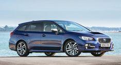 La hora de salida Levorg de Subaru en 40 estática nueva y on-the-road fotos