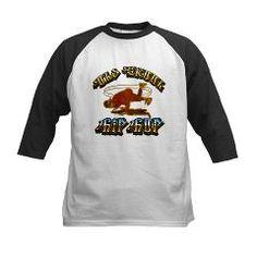 Old School 1980s Hip Hop Baseball Jersey > Saytoons Tee Shirts > Saytoons