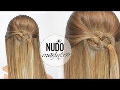 M Peinado con nudo marinero - YouTube