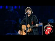 """The Rolling Stones perform Waylon Jennings' """"Bob Wills Is Still The King"""" Live in Texas, 2005"""