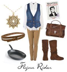 Flynn Rider @Kristina Tuohy