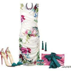 Print Dress!