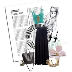 Untitled #304, created by lindagama on Polyvore