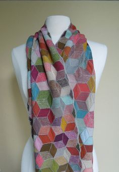 Equilibre scarf - Sophie Digard