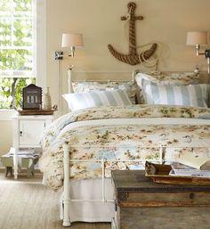 Love that anchor! total nantucket summer house