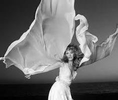 Beautiful Stevie in her gypsy world.