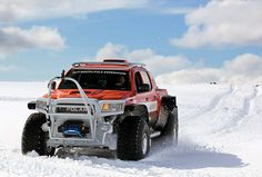 EXPEDITION TO THE SOUTH POLE 2011 - Cool Truck!