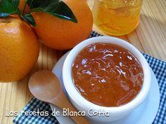 Nueva aparición en el Blog de Blanca Cotta, y los que ya me conocen sabrán que me encanta realizar mermeladas! La mermelada de naranjas es ...