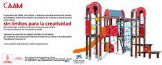 Noche y Día Gran Canaria: 26/06 - Subasta benéfica 'Sin límites para la creatividad' en el CAAM